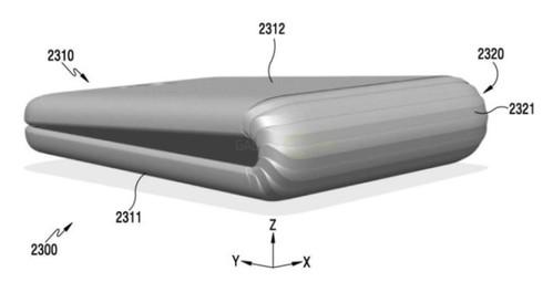 Czy tak będzie wyglądał Samsung Galaxy X? / fot. GalaxyClub.nl