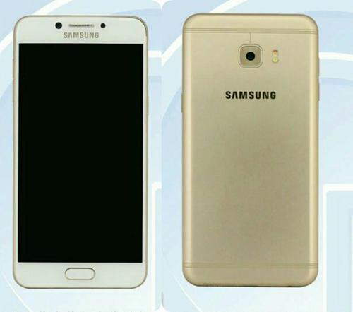 Samsung Galaxy C5 Pro / fot. TENAA