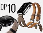 Najlepsze smartwatche. TOP-10 (zima 2017)