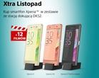 Xtra Listopad - kup smartfona Sony, dostaniesz prezent