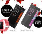 Czarny Piątek w Sony Mobile - rabat na smartfony Xperia