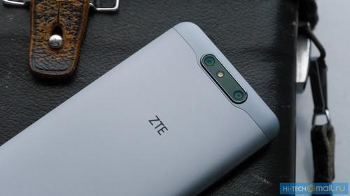 ZTE Blade V8 / fot. Hi-Tech.Mail.Ru