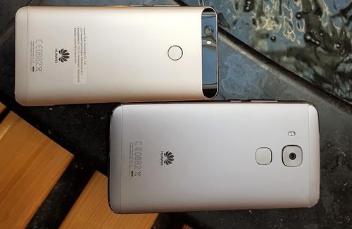 Huawei nova i nova Plus / fot. gsmManaK.pl