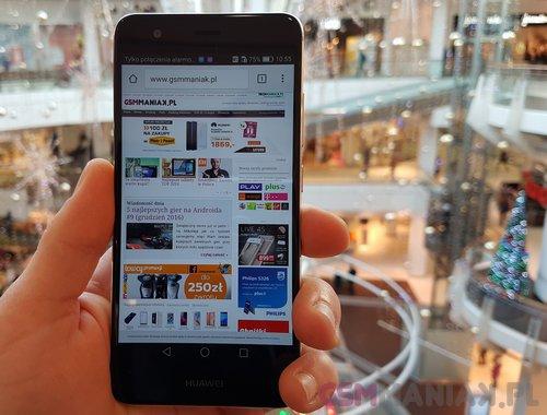 Huawei nova / fot. gsmManaK.pl