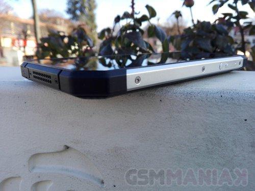 myPhone Hammer AXE PRO / fot. gsmManiaK