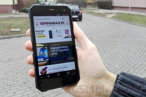 myPhone Hammer Energy / fot. gsmManiaK
