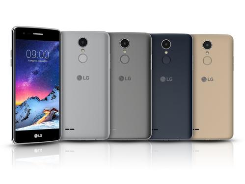 LG K8 (2017) / fot. LG