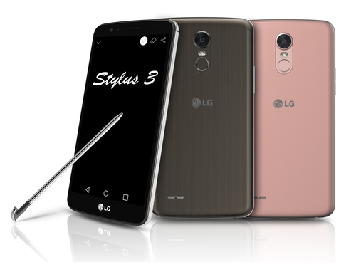 LG Stylus 3 / fot. LG