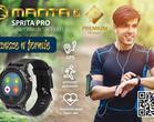 Manta SWT9301 SPRITA PRO: wodoodporny smartwatch z wbudowanym GPS
