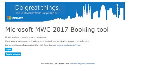 Microsoft MWC 2017