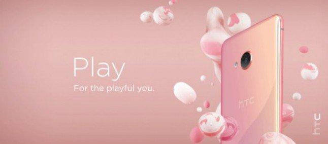 HTC U Play5
