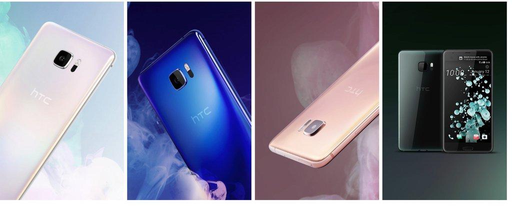 HTC U Ultra / fot. HTC