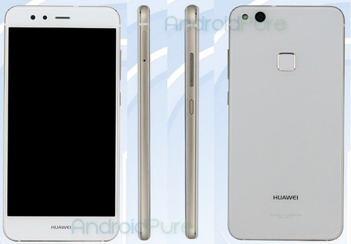 Huawei WAS-AL00 / fot. TENAA via Android Pure