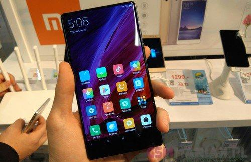 Xiaomi Mi Mix pojawi się na aukcji WOŚP / fot. gsmManiaK