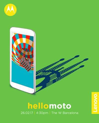 Moto MWC2017