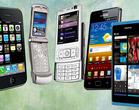 Najlepsze telefony XXI wieku