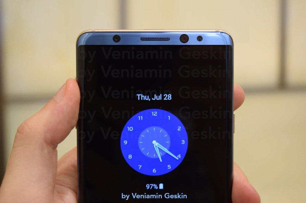 Samsung Galaxy S8 - render / fot. VenyaGeskin1