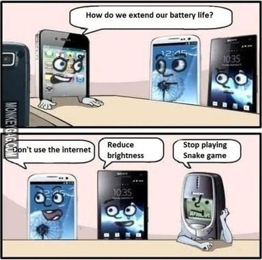 Jak poprawić czas pracy na baterii? / Fot. Monkeygag