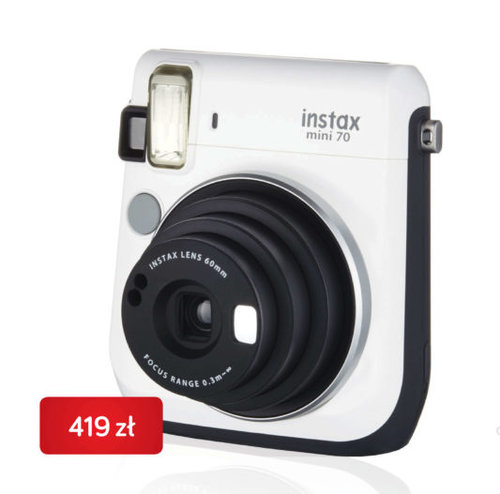 fot. Fujifilm Instax mini 70