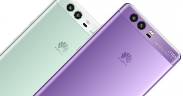 Huawei P10 - koncepcyjny render / Fot. Weibo, Latest Android Reviews