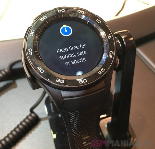 Huawei Watch 2 / fot. gsmManiaK.pl