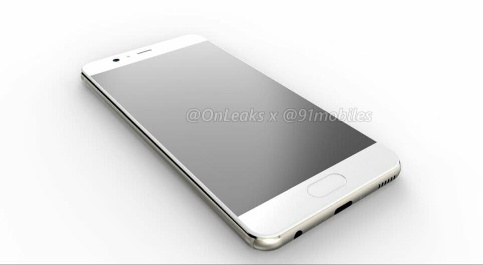 Huawei P10 / fot. Evleaks, 91mobiles