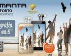 Manta MSP96002 FORTO 1 - 6-calowy smartfon z MiraVision