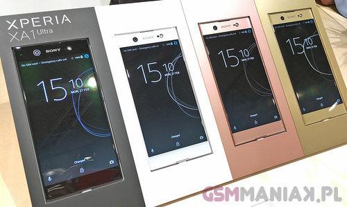 Sony Xperia XA1 Ultra / fot. gsmManiaK