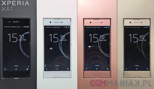 Sony Xperia XA1 / fot. gsmManiaK
