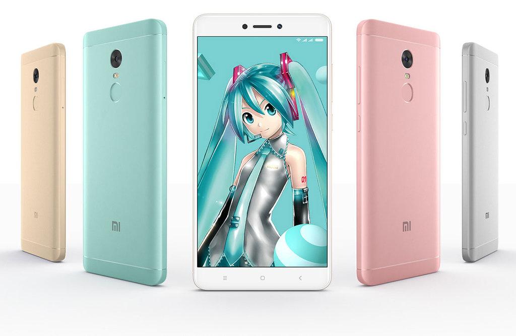 Xiaomi Redmi Note 4X Hatsune Miku Special Edition_4