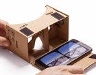 Google patentuje kolejny zestaw VR z miejscem na telefon