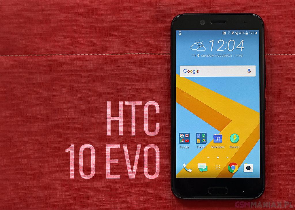 HTC 10 evo 1