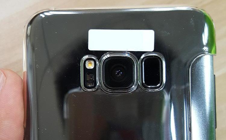 Samsung Galaxy S8 / fot. Dimitri12, Slashleaks