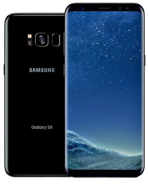 Samsung Galaxy S8 / fot. Evan Blass