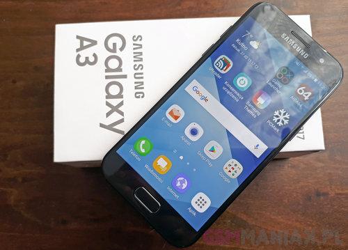 Samsung Galaxy A3 2017 pop1