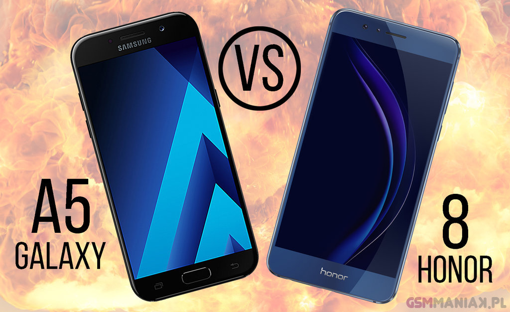 Samsung Galaxy A5 2017 vs Honor 8 pop4
