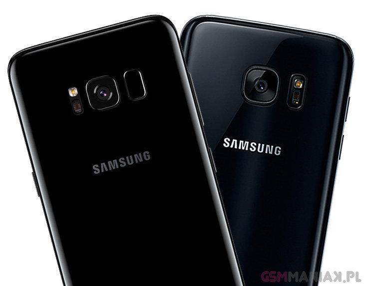 Samsung Galaxy S8 vs Galaxy S7 4