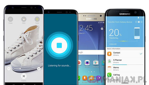 Samsung Galaxy S8 vs Galaxy S7 / fot. gsmManiaK