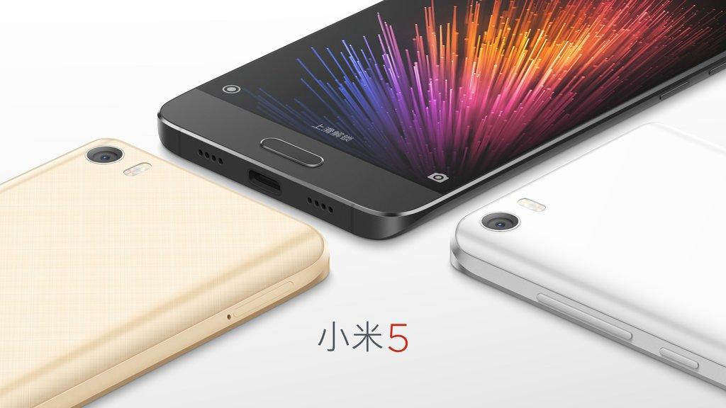 Xiaomi Mi 5 / fot. Xiaomi