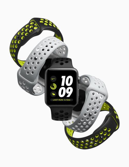 Paski Nike+ / fot. Apple