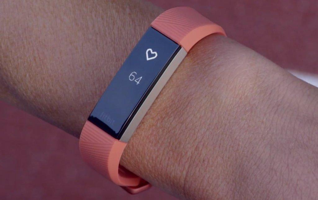 Alta HR / fot. Fitbit