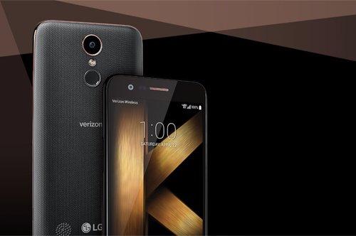 LG K20 v / fot. Verizon
