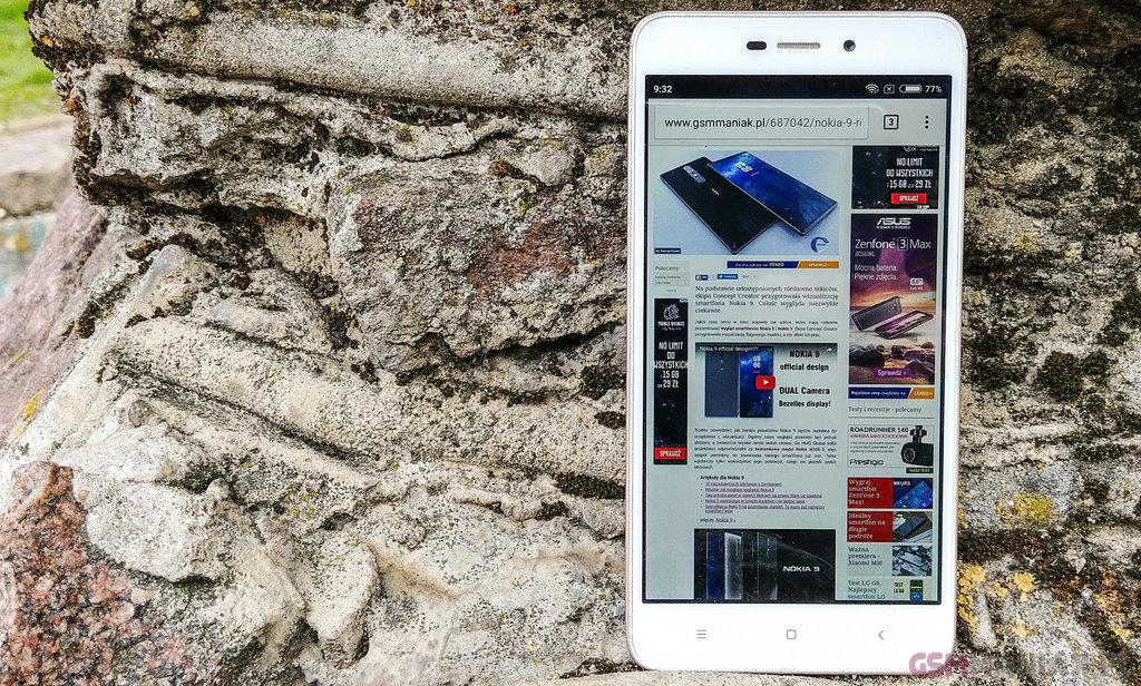 Xiaomi Redmi 4A / fot. gsmManiaK