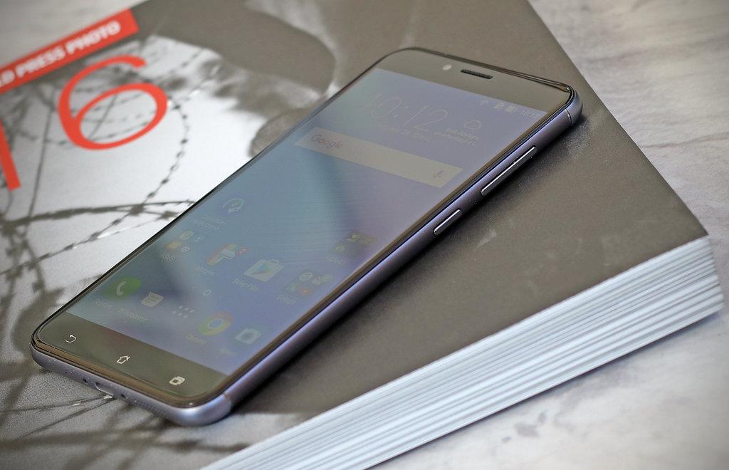 ASUS ZenFone 3 Max (ZC553KL) / fot. gsmManiaK.pl