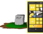 Microsoft przestaje inwestować w dział smartfonów