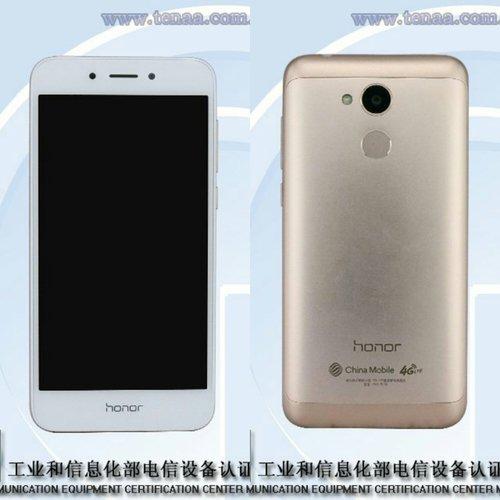 Huawei Honor DLI-TL20 / fot. TENAA