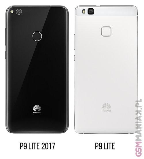 Huawei P9 Lite 2017 vs P9 Lite 2