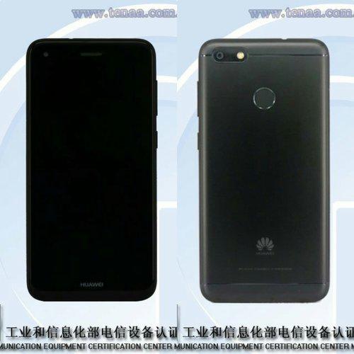 Huawei SLA-AL00 / fot. TENAA