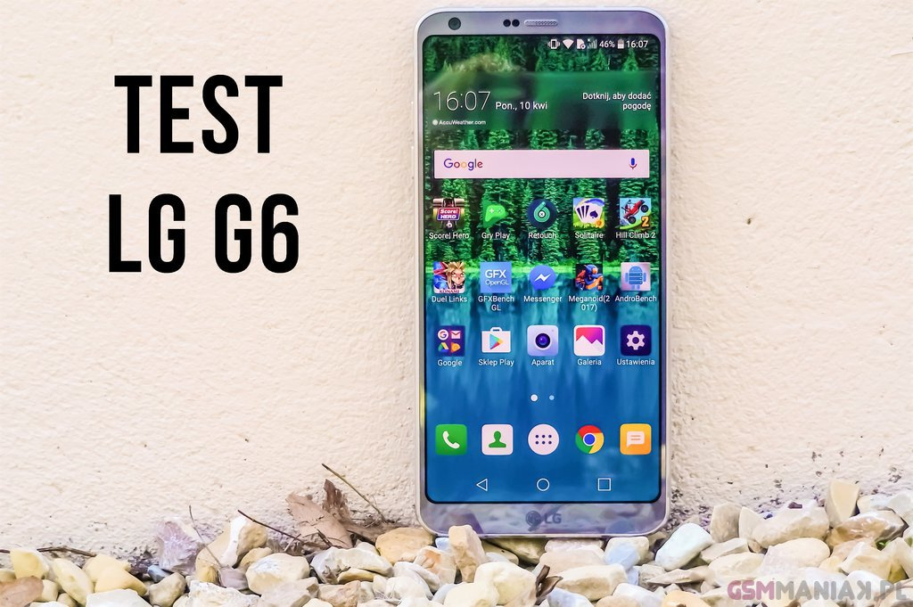LG G6 / fot. gsmManiaK