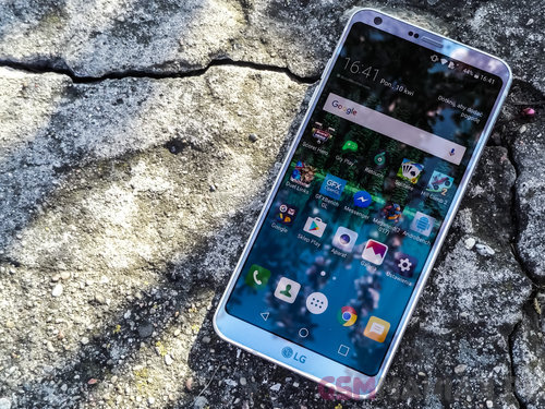 LG G6 - ostatni smartfon z serii G? / fot. gsmManiaK